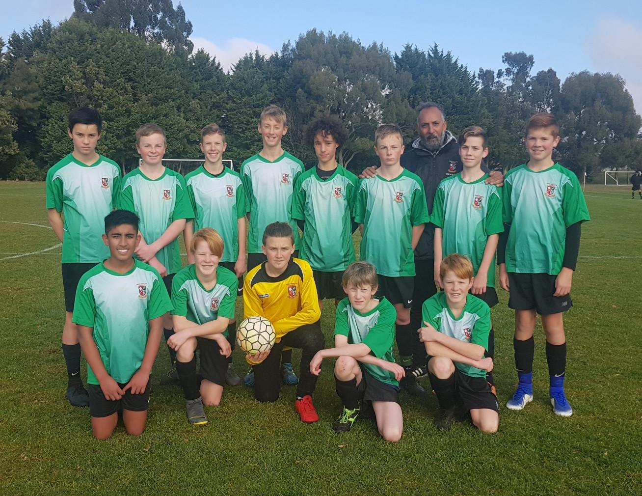 U14 Football Team 29 06 19 (003)