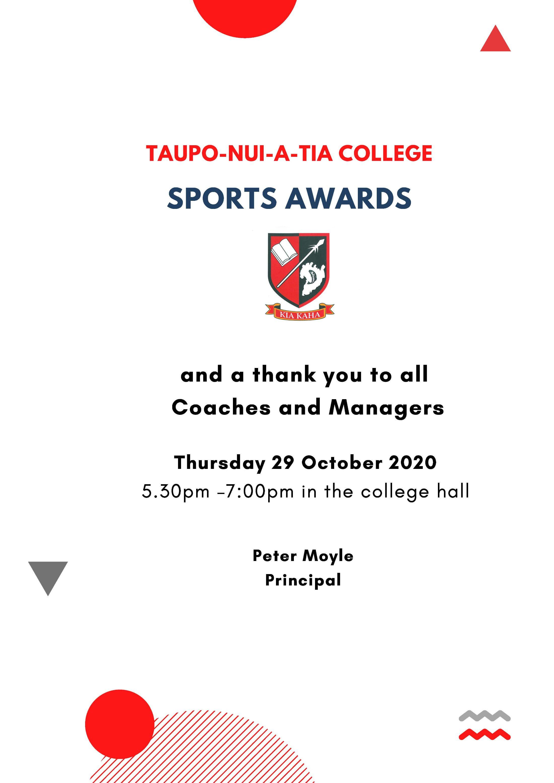 Sports Awards 2020