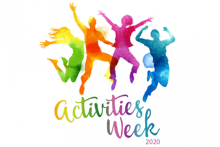 Year 9 Activities Week Starts Tuesday 1st December