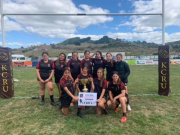 TNT Girls Sevens earn trophy for 7th consecutive year!