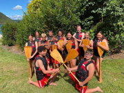 Waka Ama success at SS Nationals
